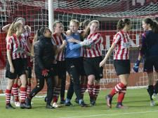 Alessia Mieras stapt over van Sparta/JVOZ naar Belgische club