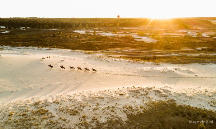 Een van de foto's van Laura Vink voor National Geographic.