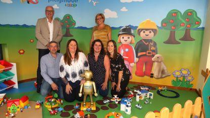Playmobil verkiest Boeleke tot 'crèche van het jaar' en schenkt speelhoek van 2.500 euro