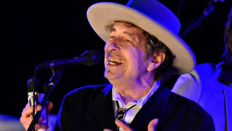 Bob Dylan. Beeld null