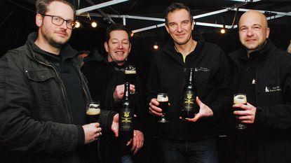 Biervereniging presenteert vijfde brouwsel