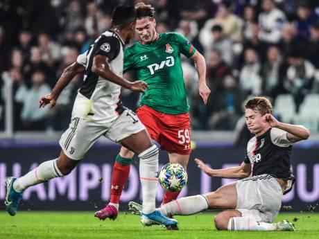 LIVE | Agüero maakt zijn tweede, Miranchuk straft geklungel Juventus af