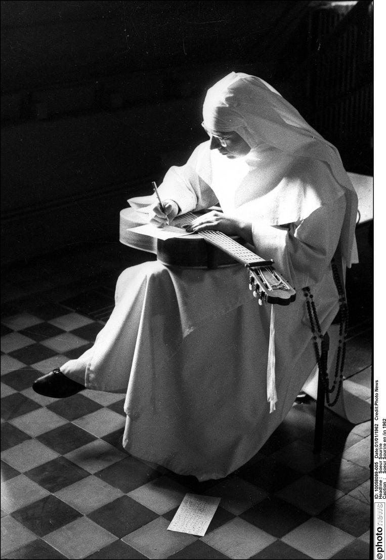 Soeur Sourire in 1962