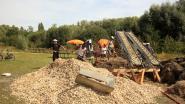 PeriFeria strijkt neer in Drogenbos: Compost levert brandstof voor spa en archeologen op zoek naar resten van Expo 58