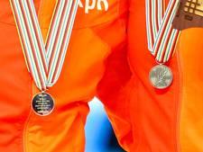 Eindstand medaillespiegel WK afstanden