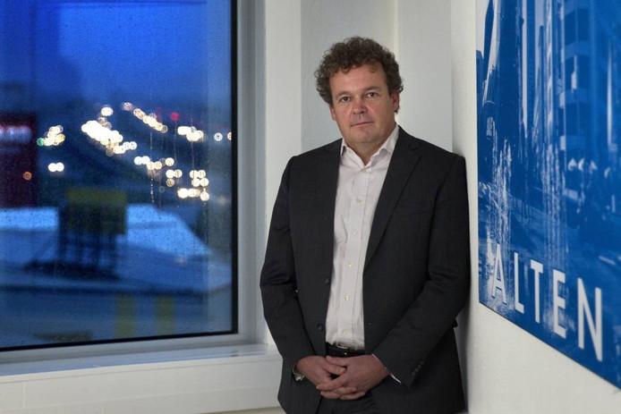 Directeur van Alten Eric Haesen. Foto Kees Martens/fotomeulenhof
