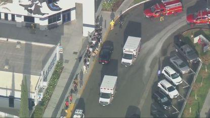 """LIVE. Schietpartij in middelbare school in Californië: """"Minstens zes gewonden"""""""