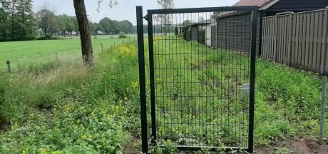 Oplossing voor conflict over wandelpad in Nijverdal lijkt nabij, maar nu  'broedende kip even niet storen'