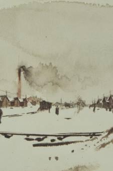 Zeldzame tentoonstelling in Barneveld: Joodse kunstenaar tekende dagelijks leven in Kamp Westerbork