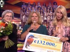 Barbara stopt op het perfecte moment en wint 132.000 euro in Miljoenenjacht