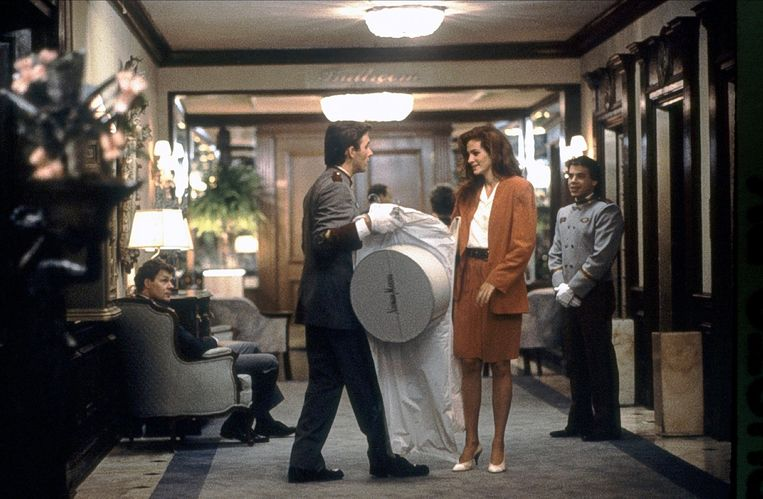 Julia Roberts in Pretty Woman. Beeld Mary Evans/AF Archive/Touchstone