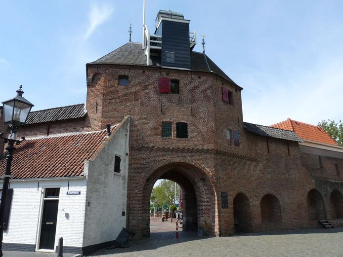 De Vischpoort in Harderwijk