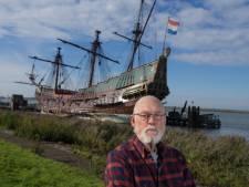 Willem Vos is terug op de Bataviawerf: 'Ik help graag'