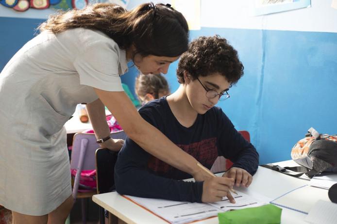 """Le film """"Le jeune Ahmed"""" fait écho aux problématiques sur lesquelles l'école de devoir intervient."""