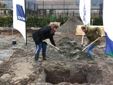 Nieuwbouw praktijkschool van start: De Brug in Zaltbommel wordt iets kleiner
