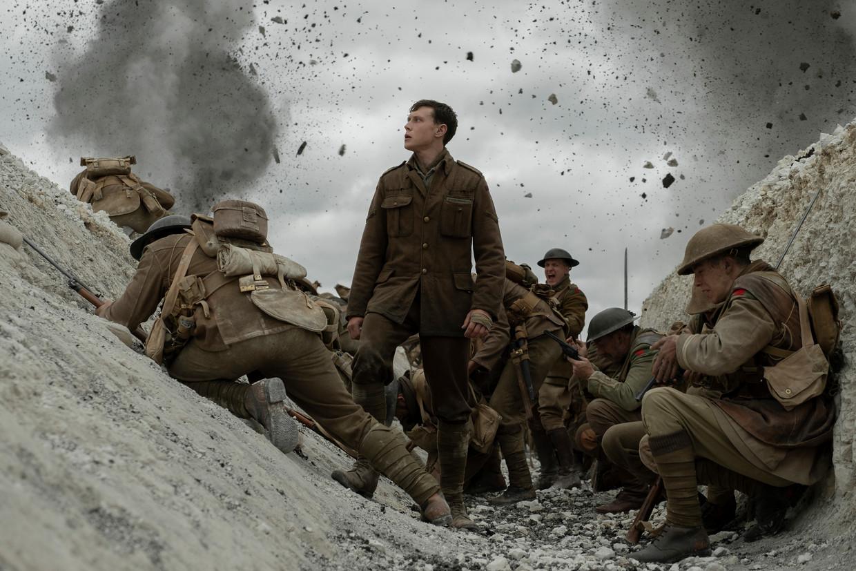 Scène uit de film '1917'.