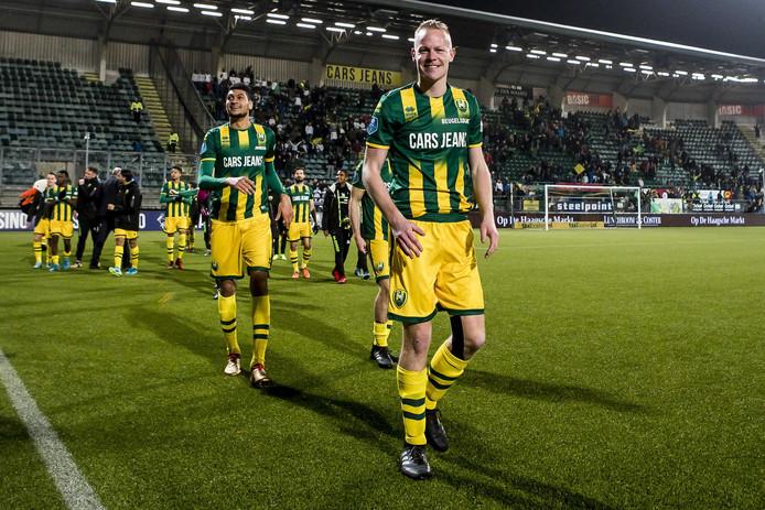 ADO-voetballer Tom Beugelsdijk sprak zich eerder al lovend uit over Groep de Mos.