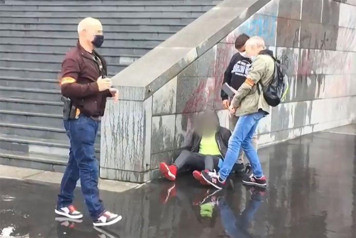 L'assaillant avait été arrêté quelques minutes plus tard place de la Bastille