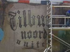 'De buik van Arie' in Tilburg is klaar: alle 40.000 steentjes zitten weer op hun plek