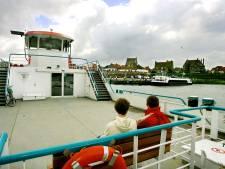 Geen kaartjes te koop aan boord van de pont tijdens de Zomerfeesten