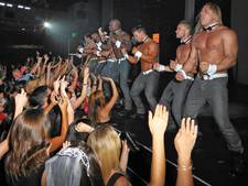 The Chippendales naar Utrecht met show 'Best. Night. Ever'