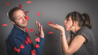 Van Peeters mag het: huwelijken 'Blind Getrouwd' wettig