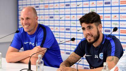 """Clement vertelt waarom Pozuelo beter rendeert: """"Ik laat hem beelden van Manchester City zien"""""""