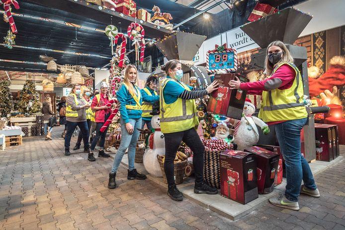 Kerst bij de Intratuin - Zoetermeer