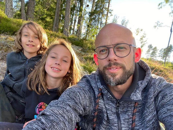Staf Coppens en gezin jagen hun droom na en openen een camping in Zweden.