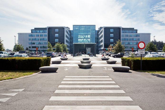 Het ziekenhuis AZ Alma in Eeklo.