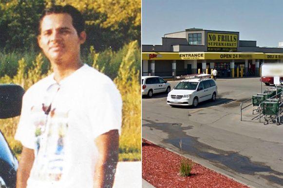 Larry Ely Murillo-Moncada verdween in november 2009. De supermarkt sloot in 2016 de deuren.