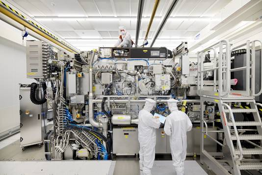 ASML Cleanroon Assembly