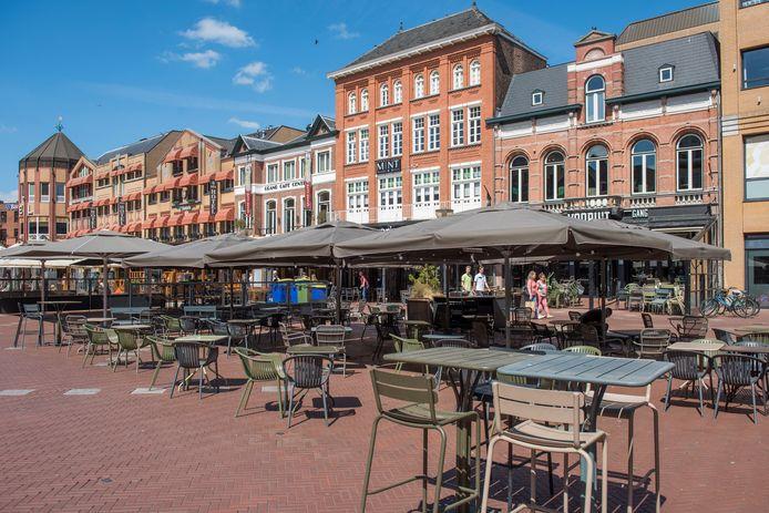 De Markt in Eindhoven.