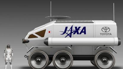Toyota's maanauto wordt duurste auto ter wereld
