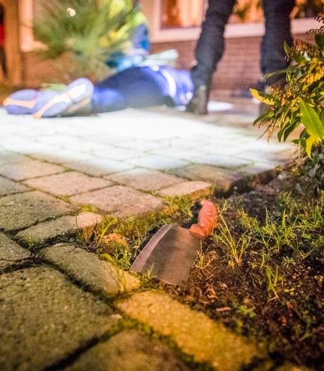 Mislukte overval Eindhoven: supermarktmedewerker gewond aan hoofd door man met slagersmes