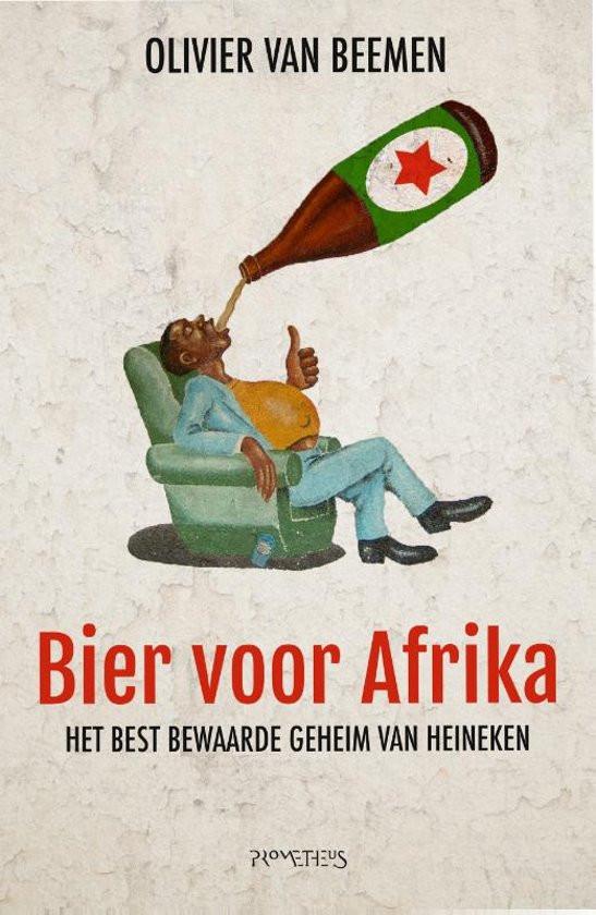 Olivier van Beemens boek Bier voor Afrika.