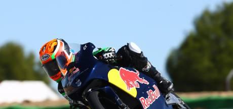 Motorcoureur Veijer sluit seizoen in Red Bull Rookies Cup af met ronkende uitslagen