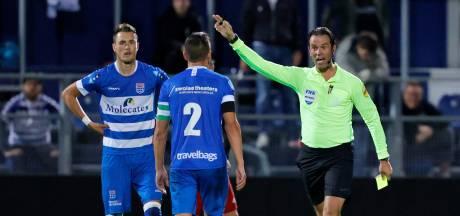 Kaartenregen of niet, PEC Zwolle blijft gewoon het randje opzoeken