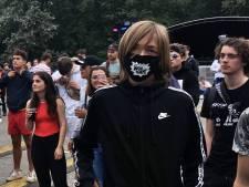 Droogte van vorig jaar zorgt voor dé modetrend van WOO HAH 2019: de facemask