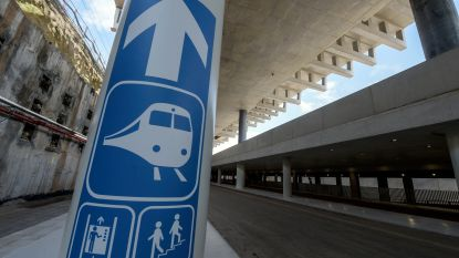 Tweede grootste NMBS-parking opent aan station Mechelen