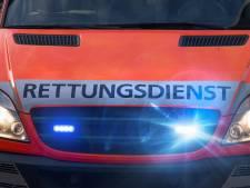 Motorrijder uit Steenderen (41)  zwaargewond bij crash in Südlohn