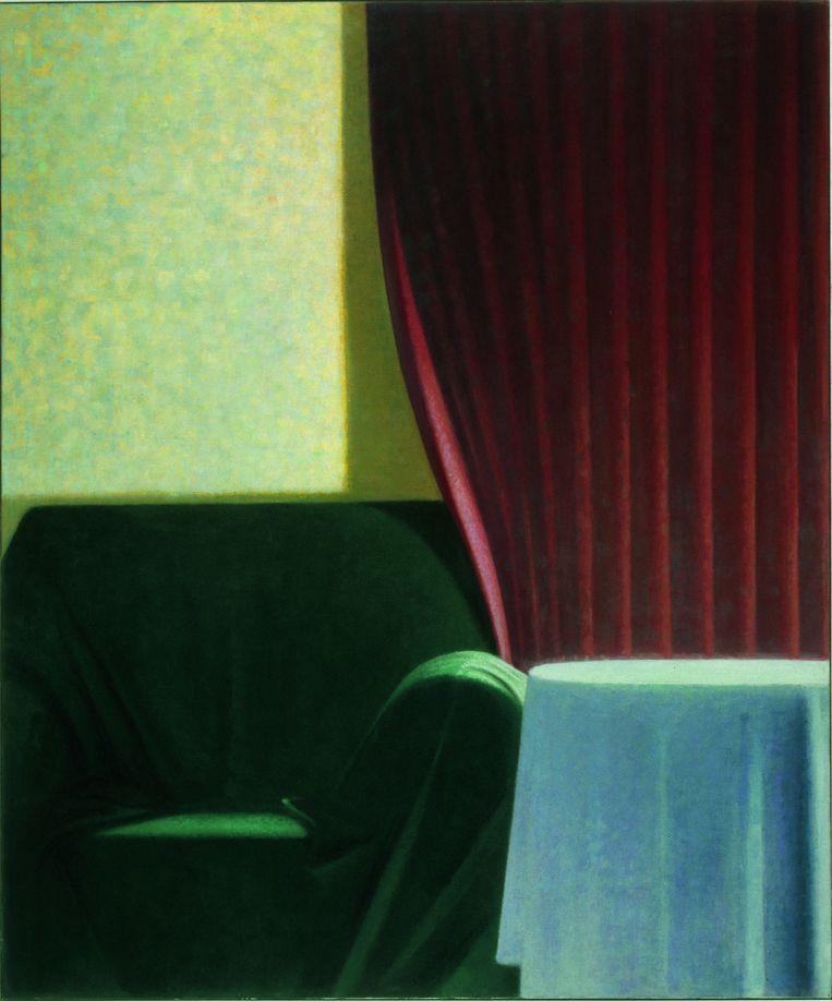 Jan Beutener, Overlapping (1990). Beeld Collectie Museum MORE - Pictoright 2015