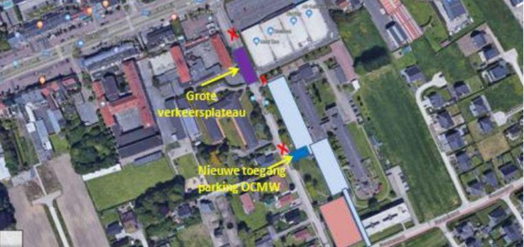 De plannen van CD&V voor de Vrije Basisschool Sint-Jozef.
