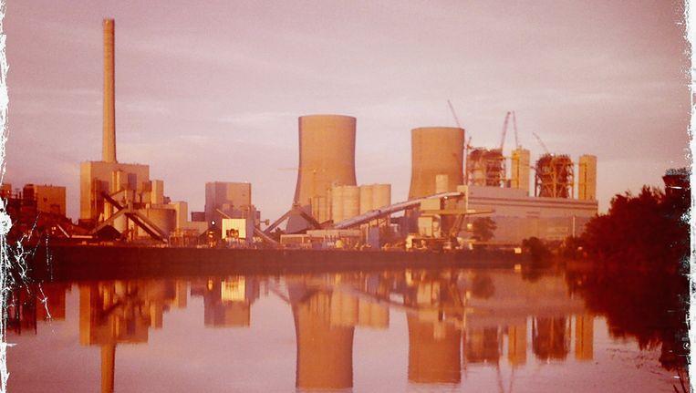 Een energiecentrale in Duitsland. Beeld getty
