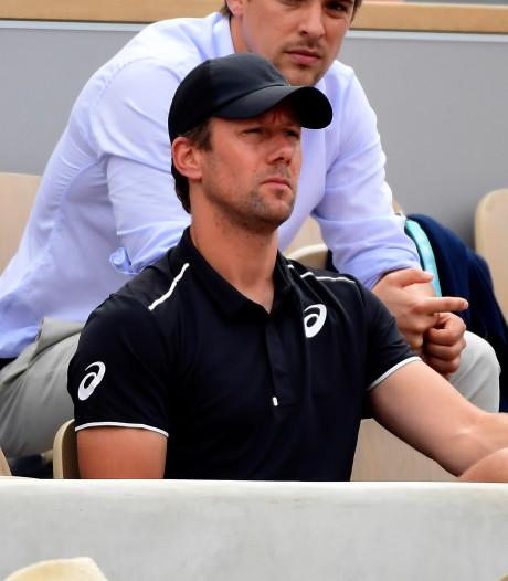 Le Belge Wim Fissette, nouveau coach de Naomi Osaka