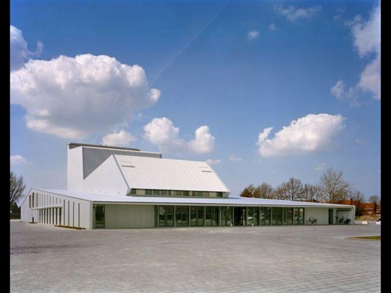 Cultuurhuis De Leest in Izegem.