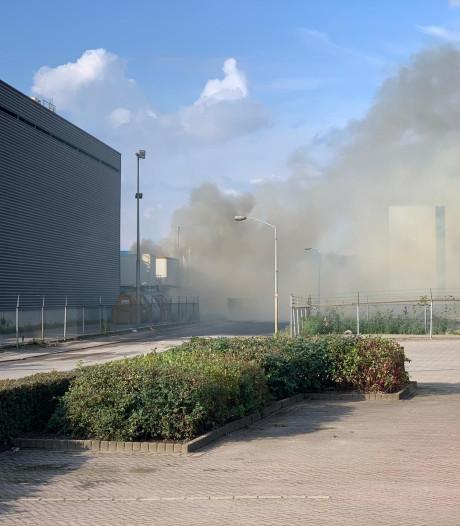 Brand in bedrijfskantine in Almelo