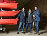 Fietsen, kano's en steppen in de boerenschuur