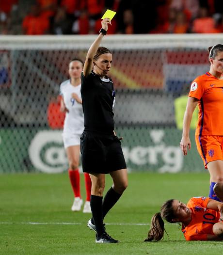Ook Franse Ligue 1 krijgt vrouwelijke scheidsrechter