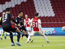 Samenvatting | PSV pakt dankzij twee goals van Zahavi punt in boeiende topper met Ajax